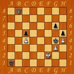 Программа для решения шахматной задачи задачи на построение примеры и решения