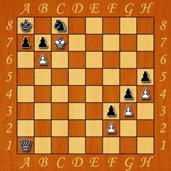 Помощь в решение шахматных задач онлайн решение задач с а параметр четырехполюсника